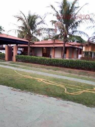 chácara residencial à venda, panorama parque, bauru - ch0100. - ch0100