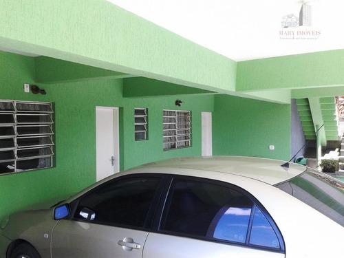 chácara  residencial à venda, panorama (polvilho), cajamar. - ch0001