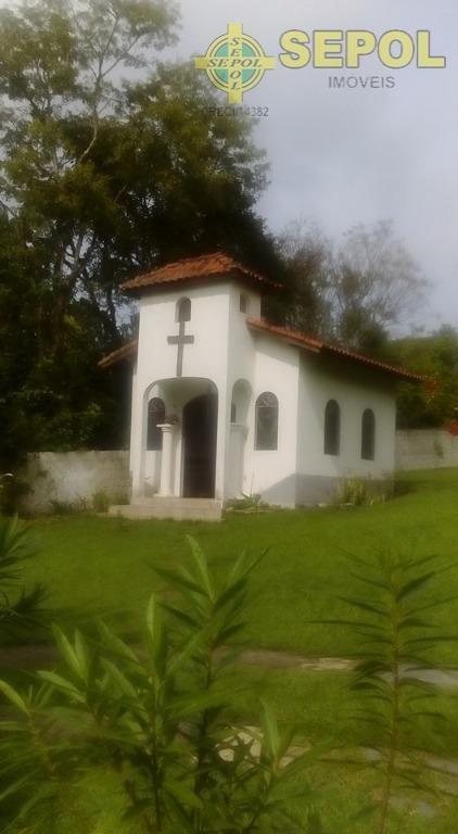 chácara residencial à venda, parque agrinco, guararema. - ch0039