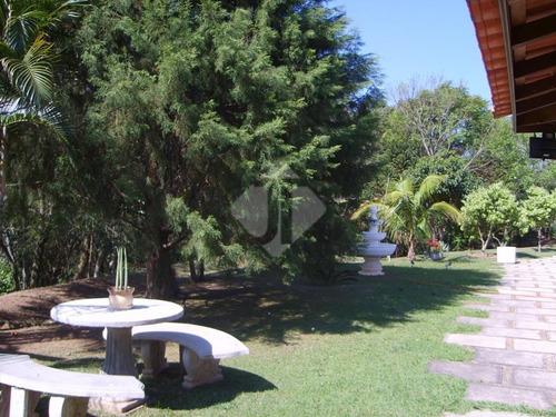 chácara  residencial à venda, parque da fazenda ii, jundiaí. - ch0038