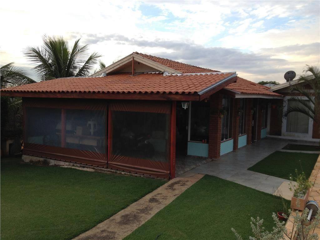 chácara  residencial à venda, parque da represa, paulínia. - ch0009
