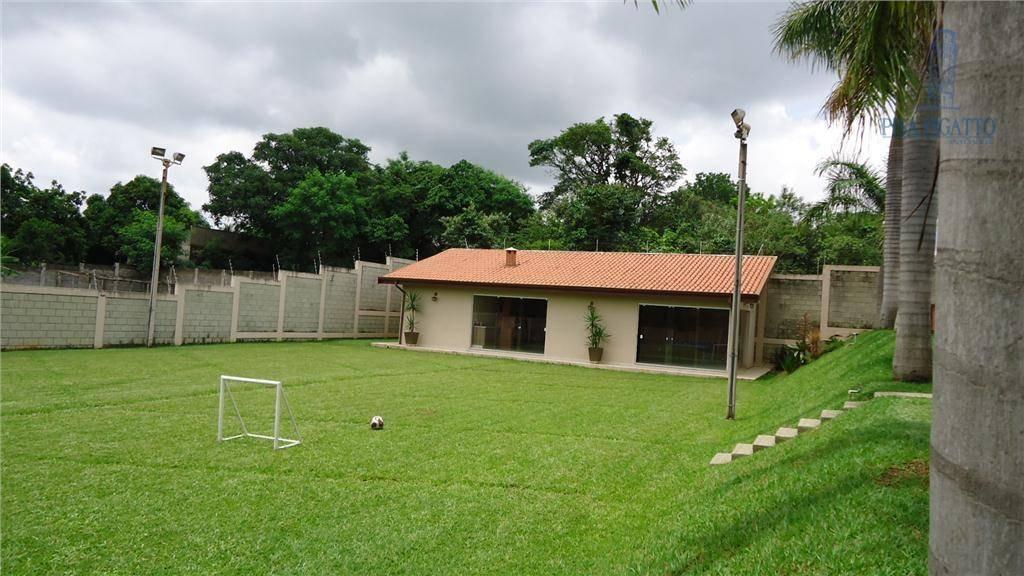 chácara residencial à venda, parque da represa, paulinia - ch0016. - ch0016