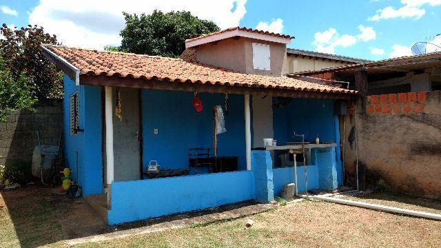 chácara residencial à venda, parque da represa, paulínia. - ch0306