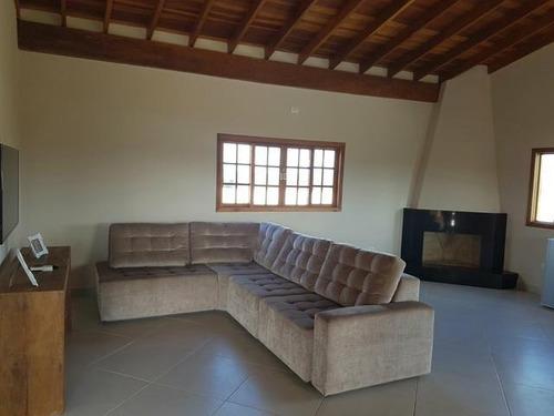 chácara residencial à venda, parque das águas, nazaré paulista. - ch0011