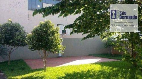 chácara  residencial à venda, parque dos pinheiros, nova odessa. - ch0024