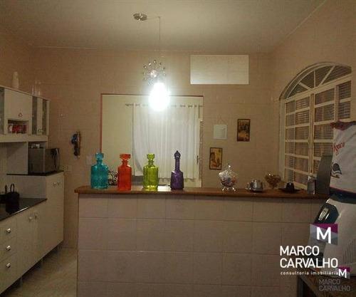 chácara residencial à venda, parque serra dourada, marília. - ch0010
