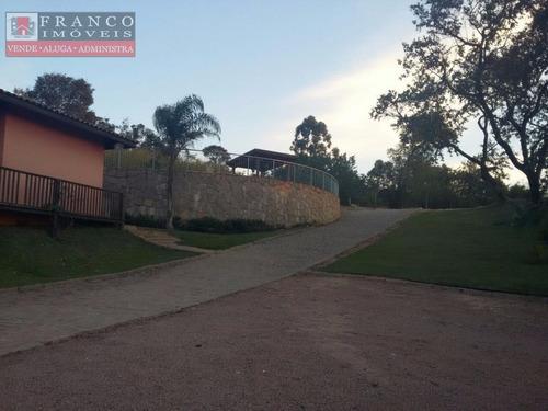 chácara residencial à venda, parque valinhos, valinhos. - ch0014