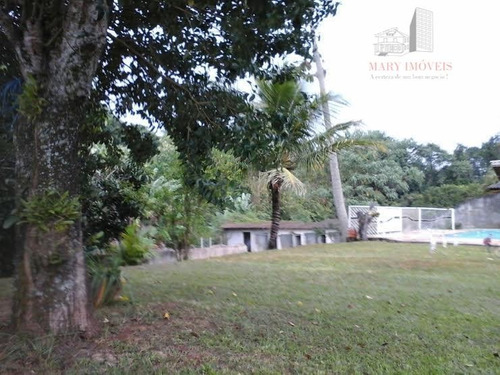 chácara  residencial à venda, penha, bragança paulista. - ch0007