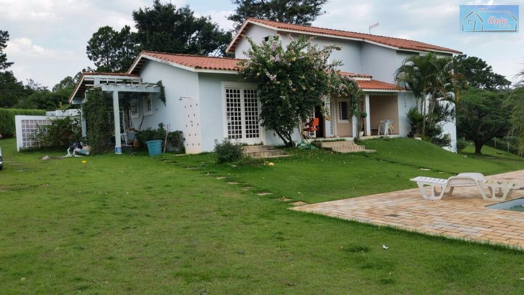 chácara  residencial à venda, pinheirinho, itu. - ch0007