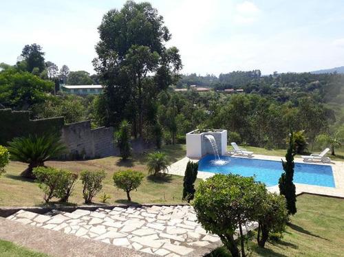chácara residencial à venda, pinheirinho, itu - . - ch0044
