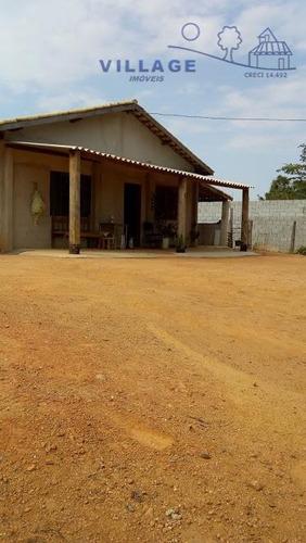 chácara residencial à venda, pitangueiras, pedra bela. - ch0053