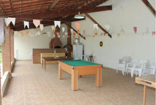 chácara residencial à venda, ponte alta, nazaré paulista. - ch0037