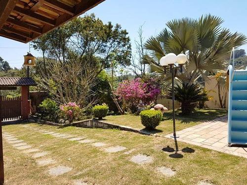 chácara residencial à venda, portal das águas, ibiúna. - ch0167