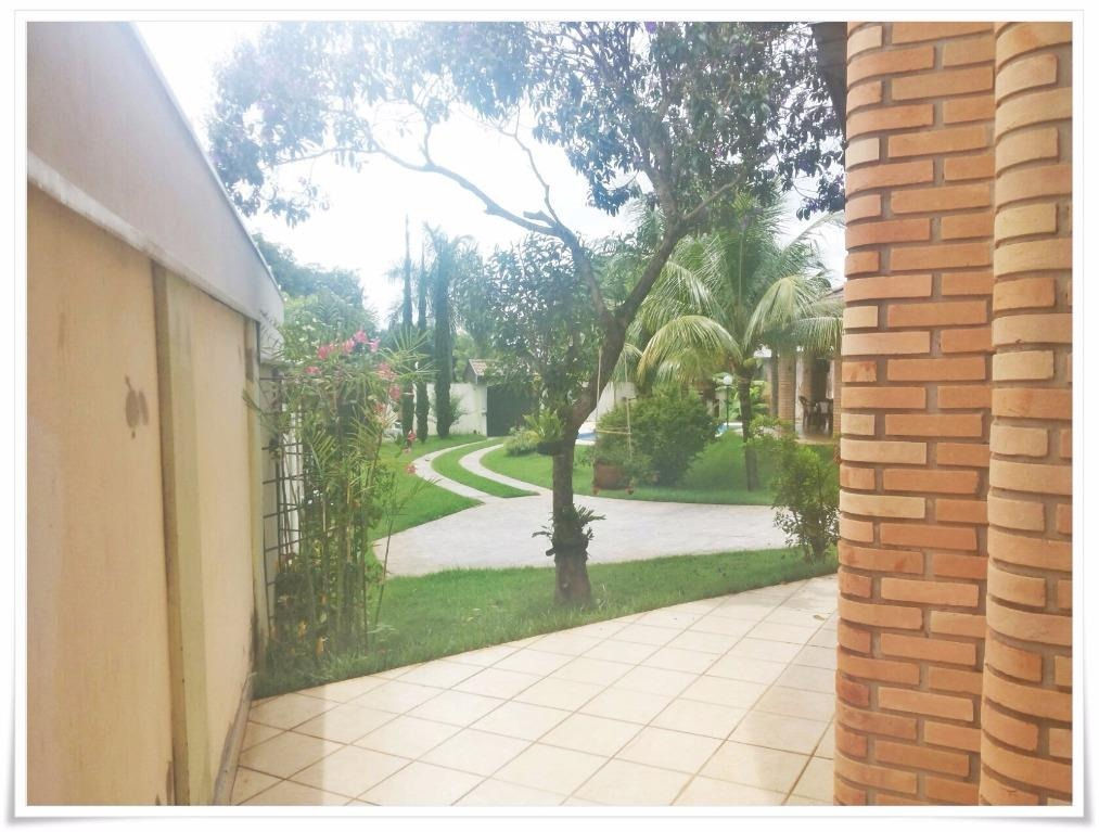 chácara residencial à venda, portal dos nobres, americana. - codigo: ch0034 - ch0034