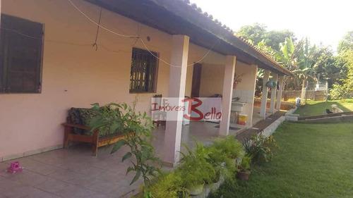 chácara residencial à venda, portal são marcelo, bragança paulista. - ch0258
