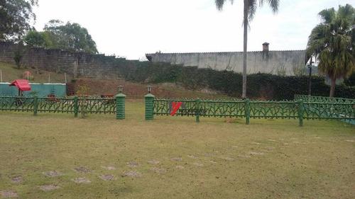 chácara residencial à venda, portão, atibaia. - ch0049