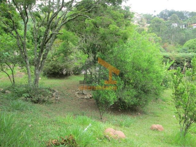 chácara residencial à venda, real parque dom pedro i, itatiba. - ch0081