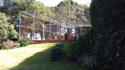 chácara residencial à venda, real parque dom pedro i, itatiba. - ch0221