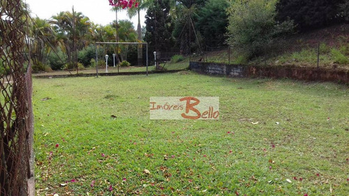 chácara residencial à venda, real parque dom pedro i, itatiba. - ch0253