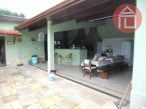 chácara residencial à venda, recanto amapola, bragança paulista - ch0021. - ch0021