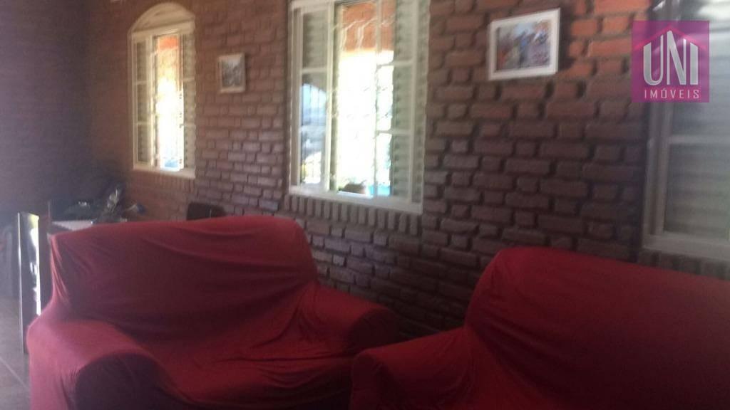 chácara residencial à venda, recanto das acácias, são roque. - ch0008