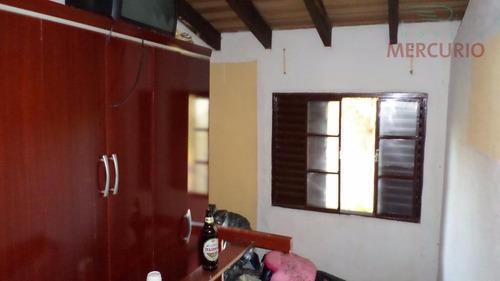 chácara residencial à venda, recanto maricel, bauru. - ch0051