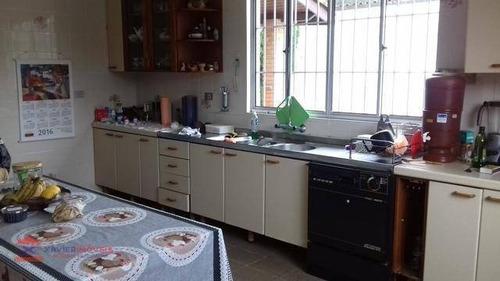 chácara residencial à venda, recanto verde, vargem grande paulista. - ch0063
