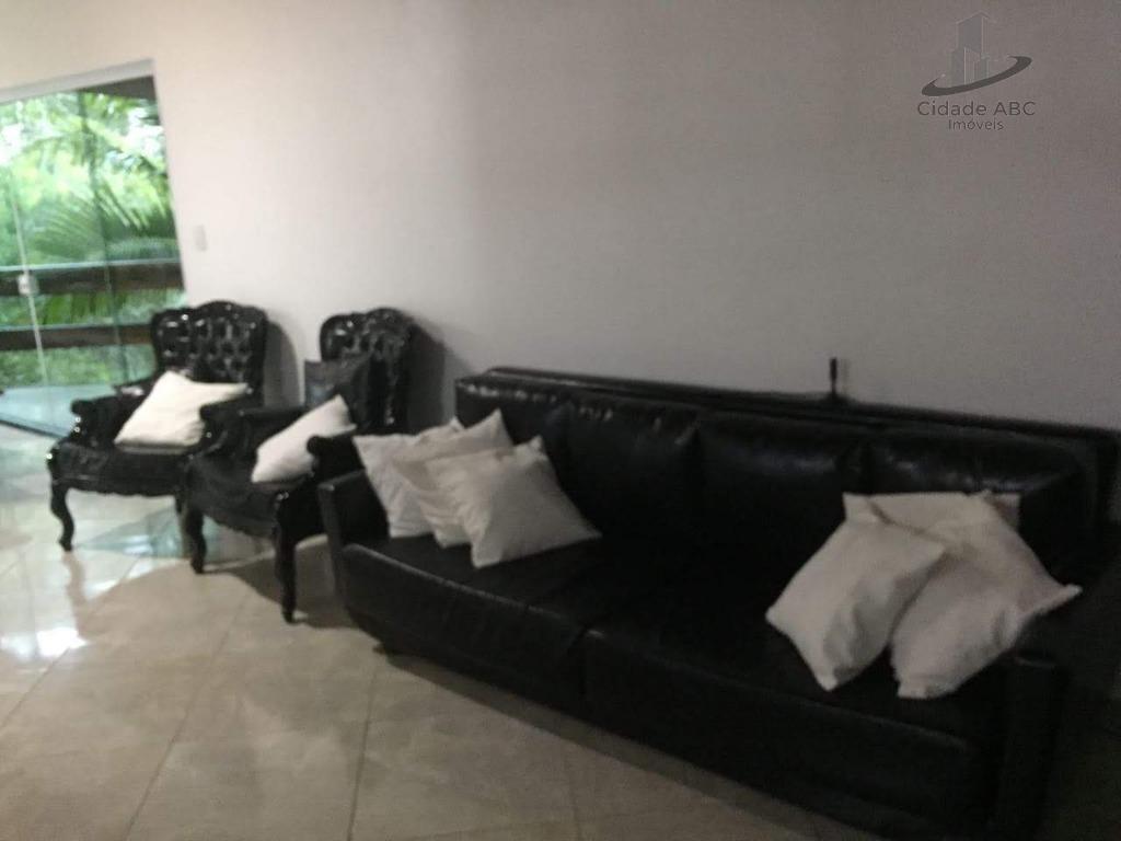 chácara residencial à venda, recreio bela vista, suzano. - ch0004