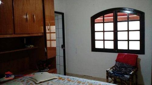chácara residencial à venda, remanso, cotia. - ch0042