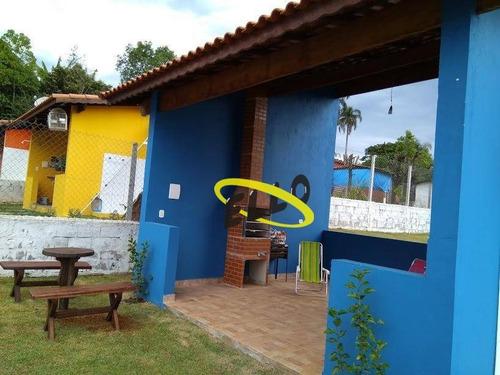 chácara residencial à venda, remanso, cotia - ch0125. - ch0125