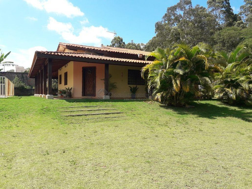 chácara residencial à venda, residencial alvorada, araçoiaba da serra. - ch0315