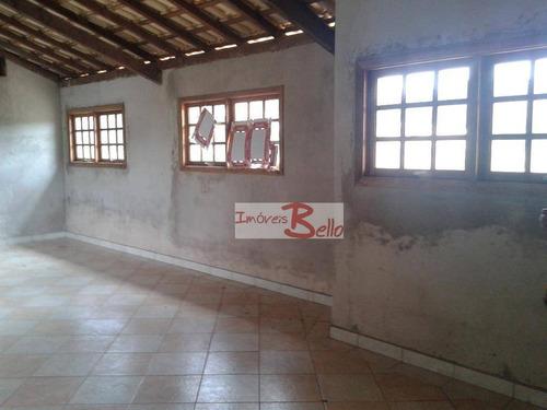 chácara residencial à venda, residencial moenda, itatiba. - ch0254