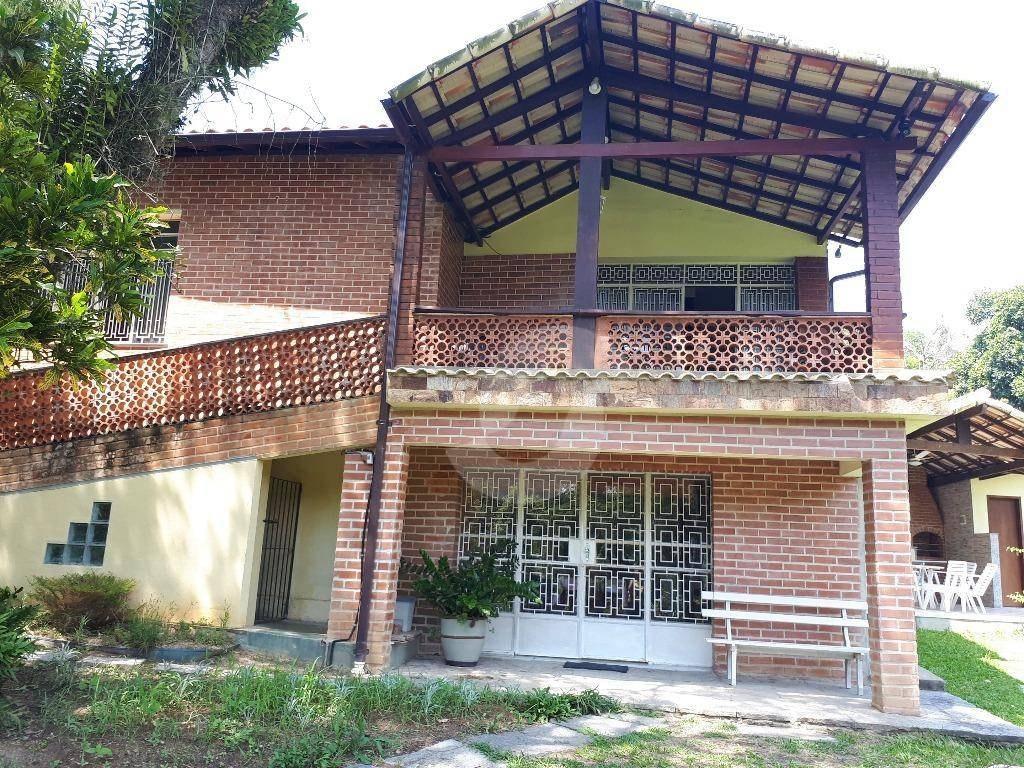 chácara residencial à venda, rio do ouro, niterói. - ch0004