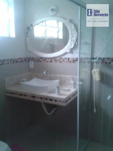 chácara residencial à venda, riviera tamborlim, americana. - ch0023
