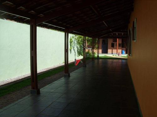 chácara residencial à venda, rosário, atibaia. - ch0030