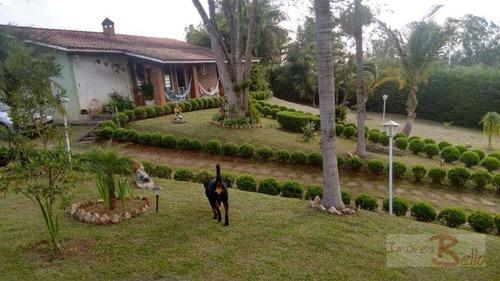 chácara residencial à venda, rosas do sul, bragança paulista - ch0231. - ch0231