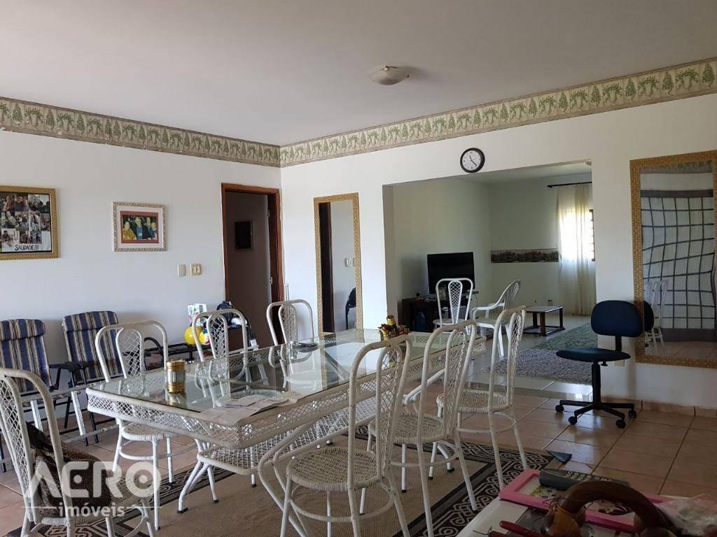 chácara residencial à venda, rural , arealva. - ch0032