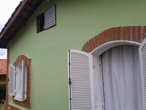 chácara residencial à venda, santa-fe, itupeva. - ch0008