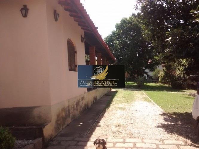 chácara residencial à venda, santa inês, itu. - ch0021