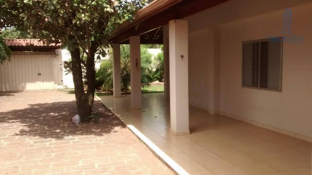 chácara residencial à venda, santa terezinha, paulínia. - ch0067