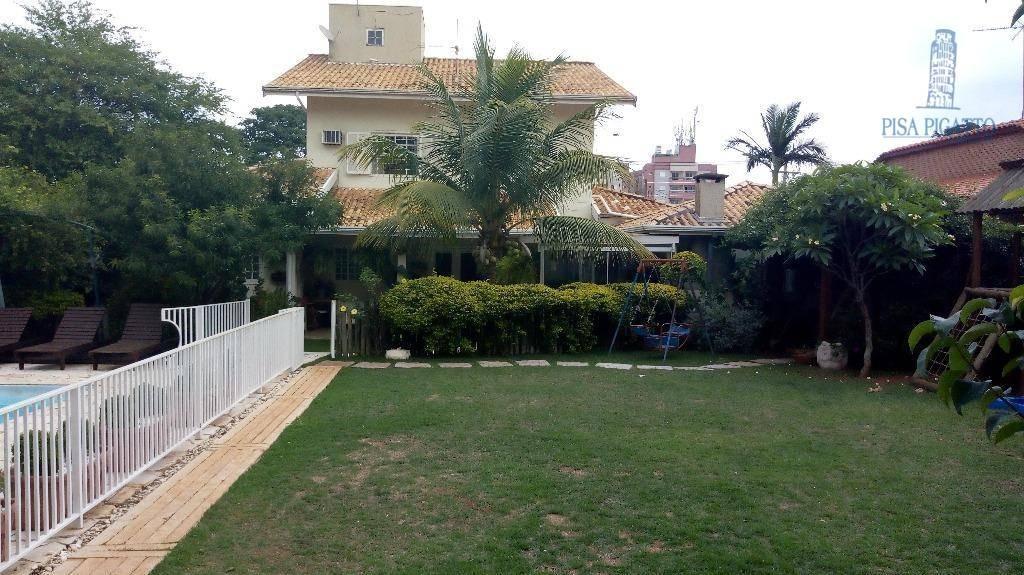 chácara residencial à venda, santa terezinha, paulínia. - ch0082