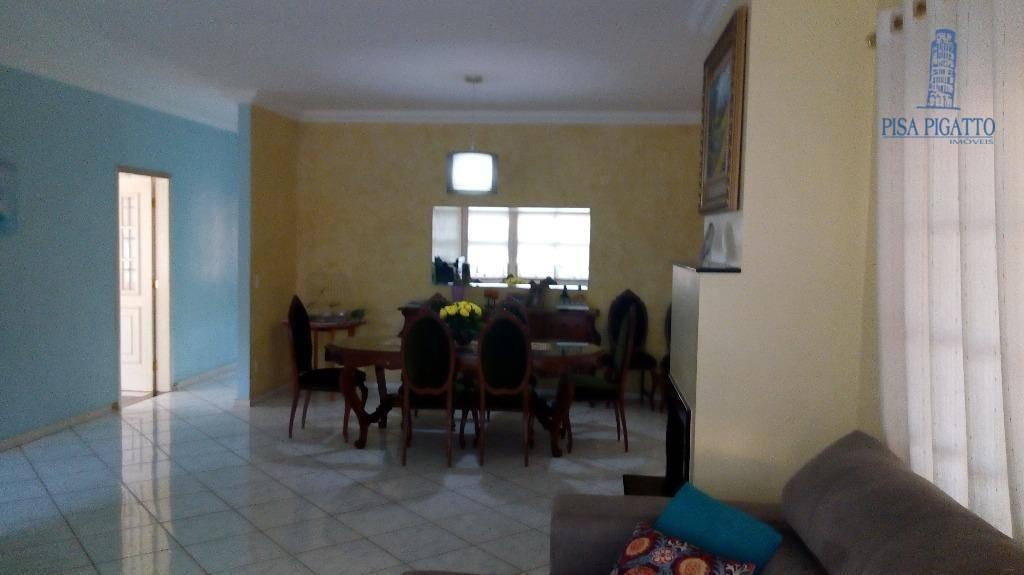 chácara residencial à venda, santa terezinha, paulínia. - ch0089
