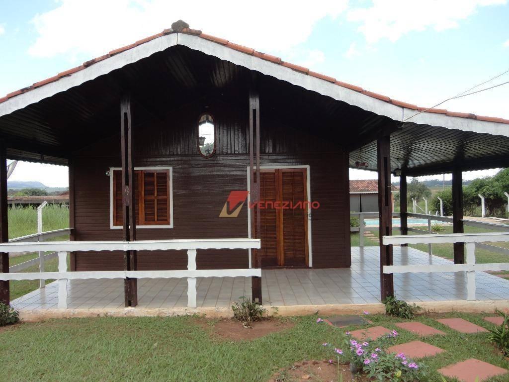 chácara residencial à venda, serra verde, são pedro. - ch0059