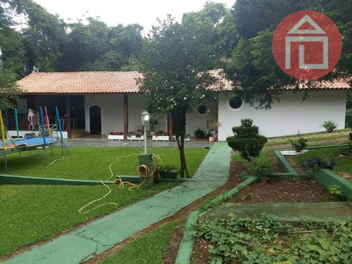 chácara residencial à venda, sete barras, bragança paulista. - ch0158