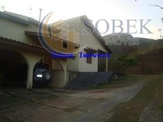 chácara  residencial à venda, sítio do mursa, várzea paulista. - ch0003