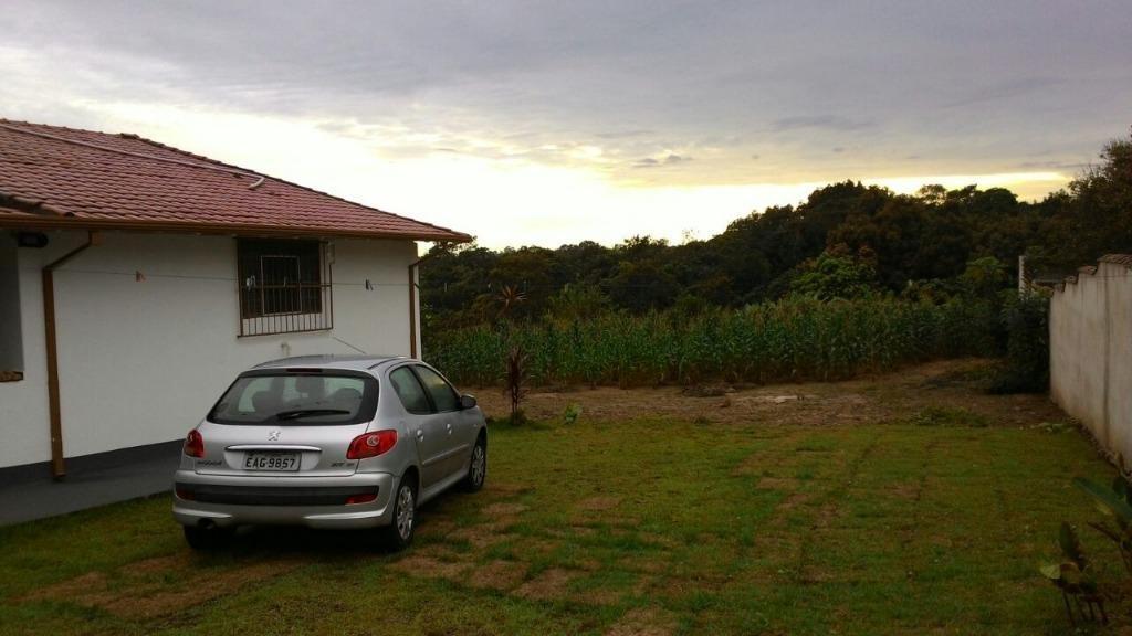 chácara residencial à venda, sítio rural, são sebastião do paraíso. - ch0347