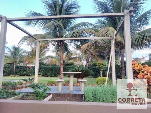chácara residencial à venda, sítios de recreio santa rosa (padre nóbrega), marília. - ch0005