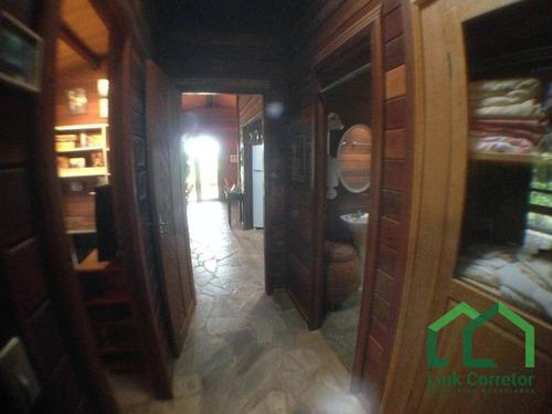 chácara residencial à venda, sousas, campinas. - ch0006