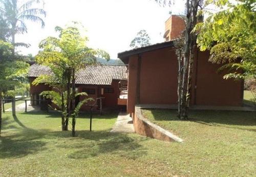 chácara residencial à venda, sousas, campinas. - ch0265