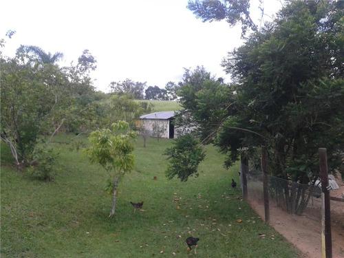 chácara residencial à venda, sousas, campinas. - ch0266